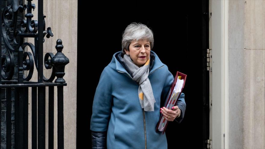 May pide a la UE una prórroga del Brexit hasta el 30 de junio | HISPANTV