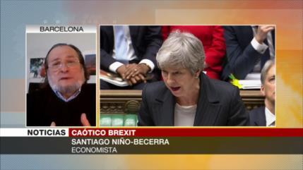 Niño-Becerra: Brecha en el partido gobernante frena el Brexit