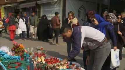 Comienza la cuenta regresiva para el año nuevo en Irán