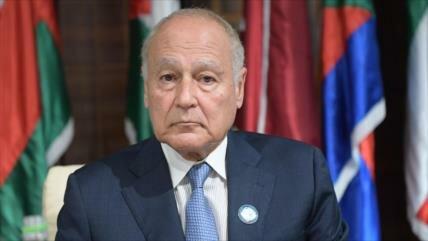 La Liga Árabe pide a España reconocer al Estado de Palestina