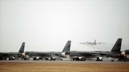 EEUU envía bombarderos nucleares a Europa como advertencia a Rusia