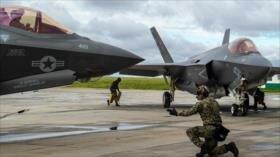 EEUU puede cancelar entrega de F-35 a Turquía por S-400 rusos