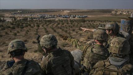 Trump mantendrá en Siria 200 soldados cerca del Golán ocupado