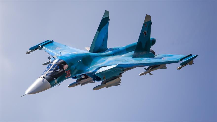 Aviación rusa lanza ataques más fuertes del año en Idlib, Siria | HISPANTV