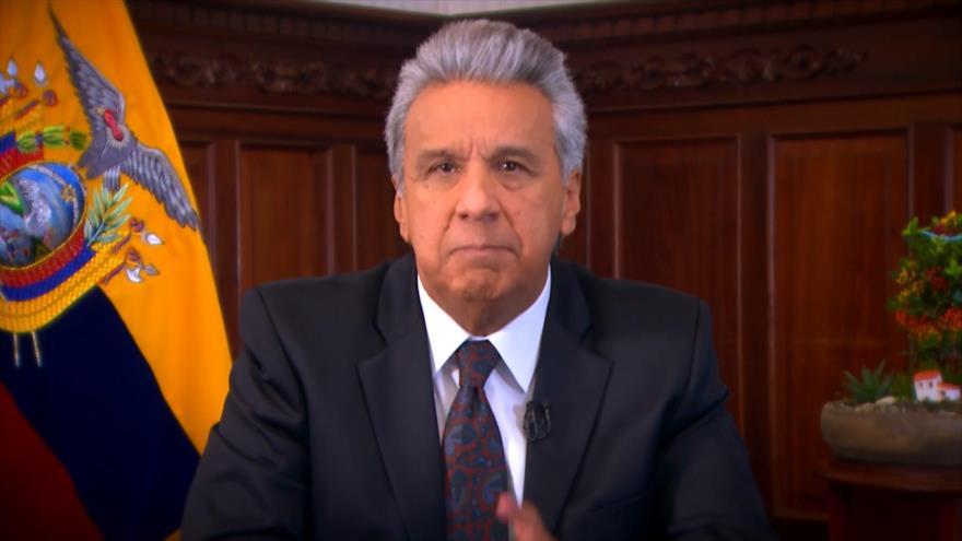 Acción constitucional contra Lenín Moreno | HISPANTV