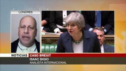 """""""Se ha creado una situación con contradicciones acerca del Brexit"""""""
