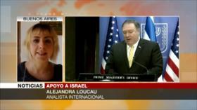 Loucau: No sorprende si Trump reconoce control israelí de Golán