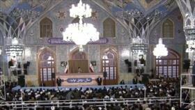 Discurso de Líder de Irán. Trump y altos de Golán. Temer, detenido
