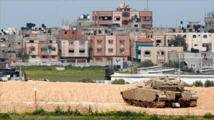 Israel vuelve a atacar la asediada Franja de Gaza