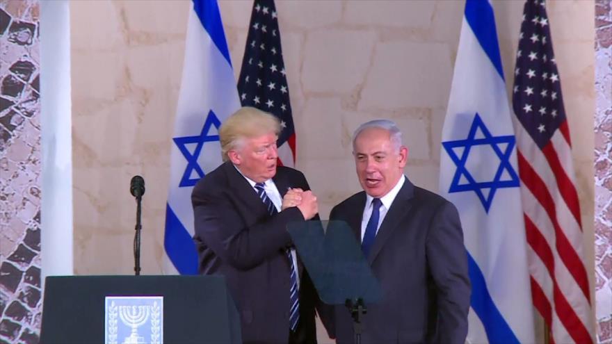 EEUU pretende reconocer soberanía de Israel en altos del Golán