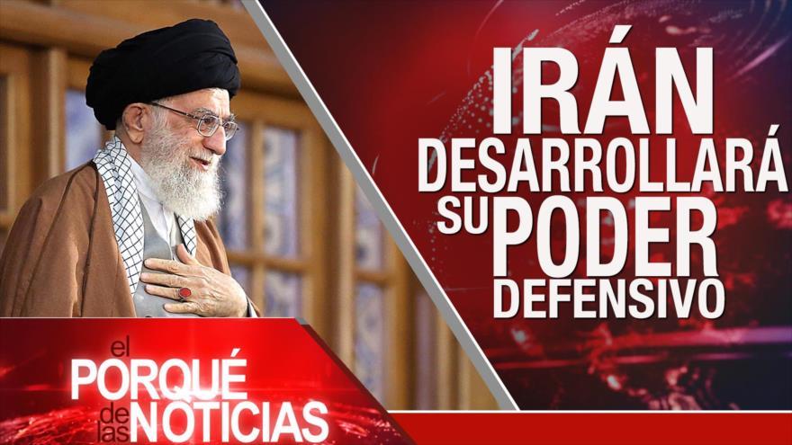 El Porqué de las Noticias: Irán listo para la defensa. EEUU incendia crisis siria. Caso Lava Jato atrapa a Temer