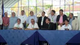 Se reanudan negociaciones entre Gobierno de Ortega y la oposición
