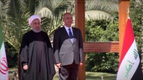 Irán Hoy; La visita de Rohani a Irak: Resultados
