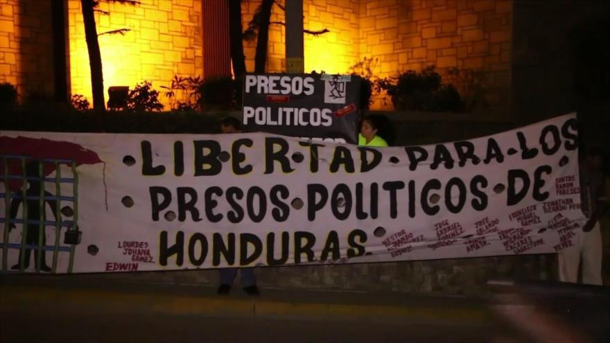 Protestan en Honduras contra injerencia de EEUU | HISPANTV
