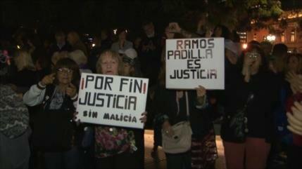 Miles de argentinos apoyan al Juez Ramos Padilla