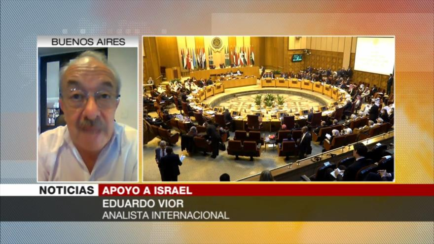 'Soberanía israelí sobre Golán facilita ocupación de Cisjordania'   HISPANTV