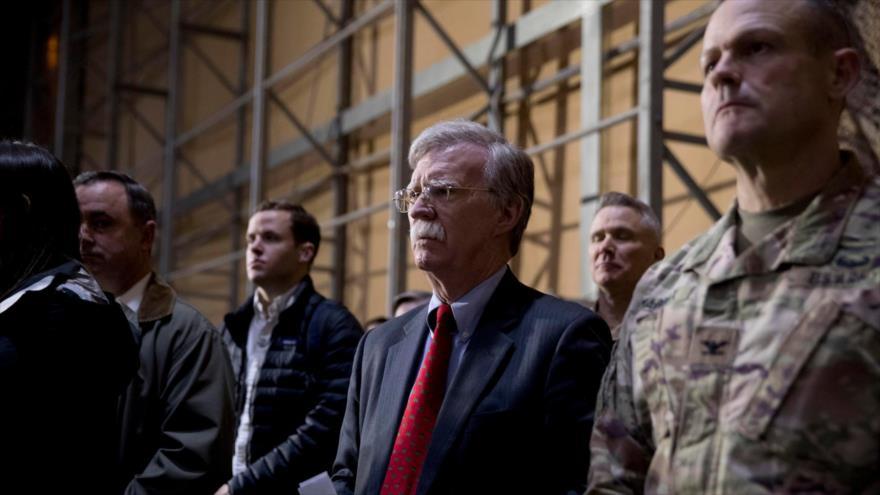 Bolton: Trump sigue firme en su opción militar contra Venezuela | HISPANTV