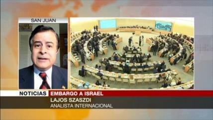 'Repudio de ONU a crímenes de Israel, victoria moral para Gaza'