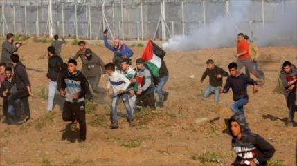 Soldados israelíes matan a dos palestinos en la Franja de Gaza