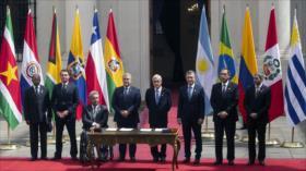 Chile acoge primera reunión de Prosur, un nuevo bloque regional