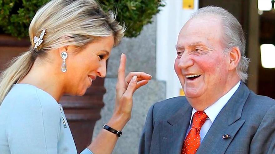 IU y PCE estudian ampliar la 'Querella Borbón' en España