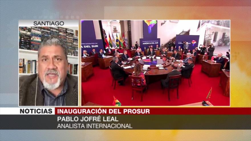 Jofré Leal: Prosur es un instrumento de EEUU contra Venezuela | HISPANTV