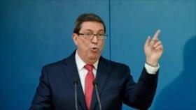 Cuba denuncia la escalada de agresiones a Venezuela de EEUU