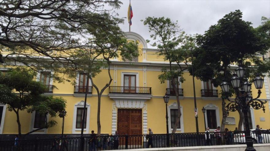 Venezuela repudia sanciones de EEUU a varios bancos del país