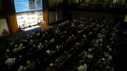 Realizan conferencia sobre el cabildeo israelí y política de EEUU
