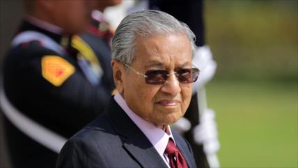 """El premier de Malasia tacha a Israel de """"un estado de ladrones"""""""