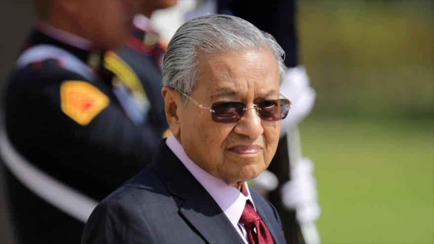 "El premier de Malasia tacha a Israel de ""un estado de ladrones"" | HISPANTV"