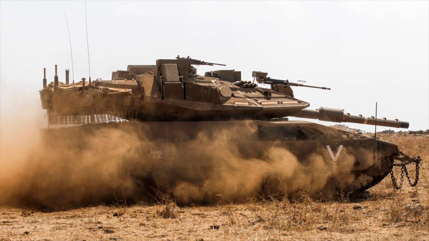¿A quién pertenecen los altos del Golán?
