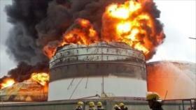 Irán lamenta pérdida de vidas en suceso en una planta china