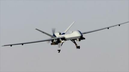 Vídeo: Fuerzas yemeníes derriban un avanzado dron estadounidense