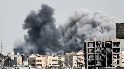 OSDH: Coalición de EEUU ha matado a más de 4000 civiles en Siria