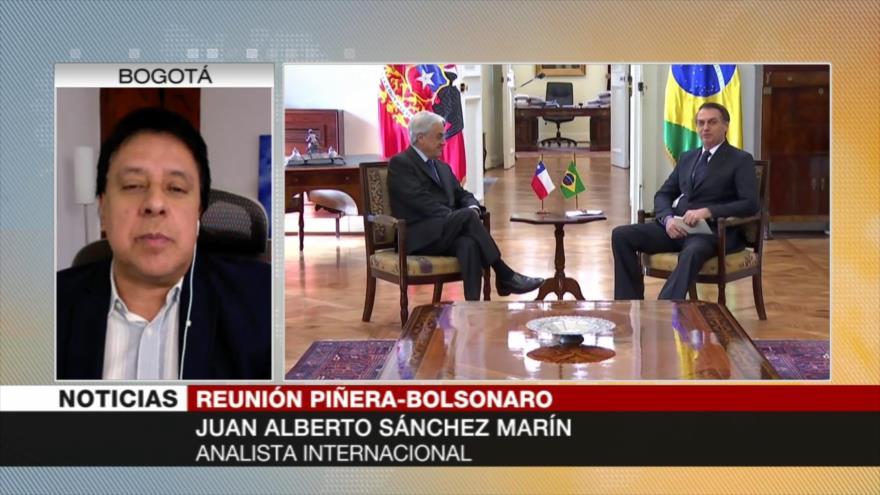 Sánchez: Prosur, intentona de EEUU para afianzarse en la región