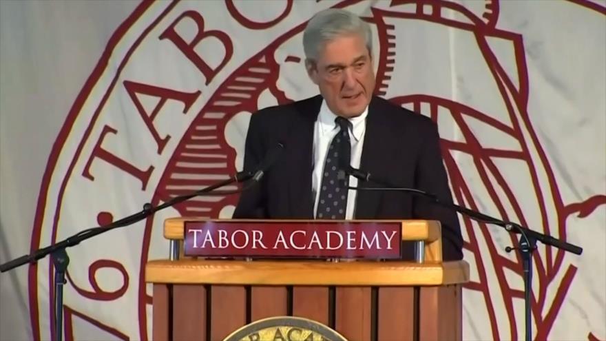 EEUU espera la publicación del informe de Mueller sobre Trump