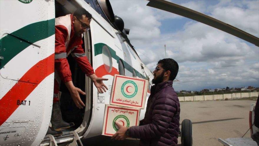 Intensifican labores de ayuda en el norte de Irán por inundaciones | HISPANTV