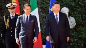 Italia se integra en la nueva Ruta de la Seda china