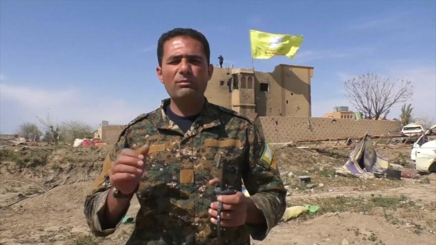 Las FDS anuncian derrota de Daesh pero EEUU no se va de Siria