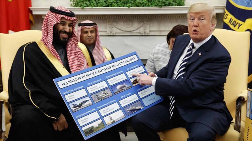 ¿Cuál es el costo real del acuerdo de armas EEUU-Arabia Saudí?