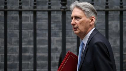"""""""Un Brexit sin acuerdo sería catastrófico para economía británica"""""""