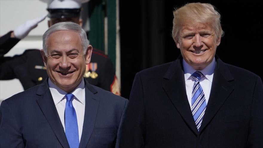 Trump reconocerá el lunes soberanía israelí sobre el Golán | HISPANTV