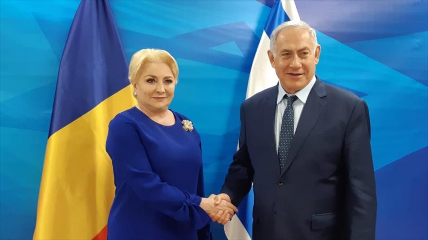 Rumanía y Honduras anuncian traslado de sus embajadas a Al-Quds | HISPANTV