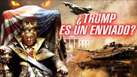 Detrás de la Razón: ¿Dios envió a Donald Trump? Señales de Fin del Mundo; Israel, Jerusalén y ahora, el Golán