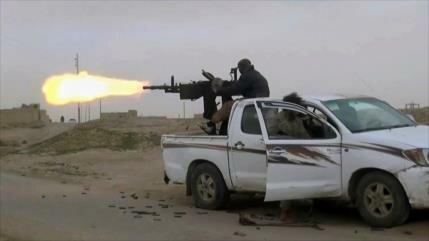 Informe: Daesh prepara ataques de represalia en Europa y Siria