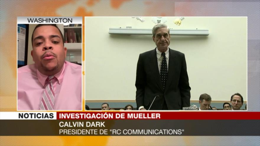 Dark: Informe de Mueller beneficiará a Trump en elecciones 2020