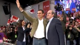 Partidos españoles toman posiciones de cara a campaña electoral