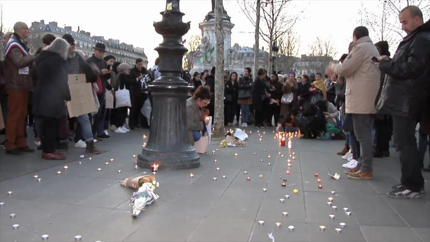 Franceses piden luchar contra islamofobia en el país galo