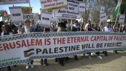Políticos estadounidenses sucumben a AIPAC, el cabildeo israelí
